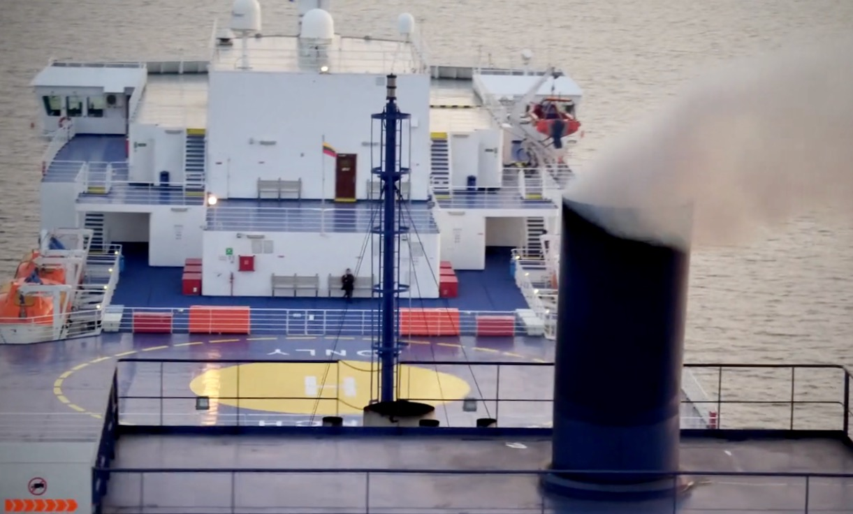 Schiffsabgase im Fokus